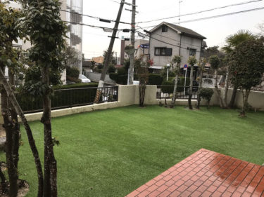 大阪府池田市 K様 お庭