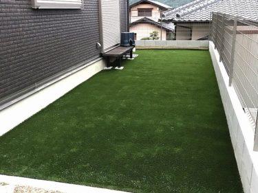 兵庫県川西市 M様 お庭