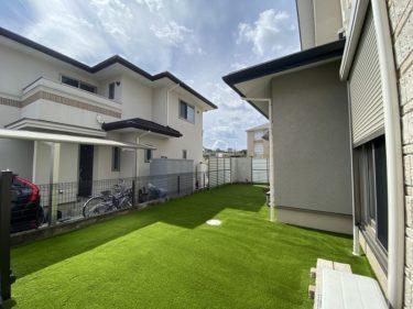 奈良県奈良市 K様 玄関とお庭
