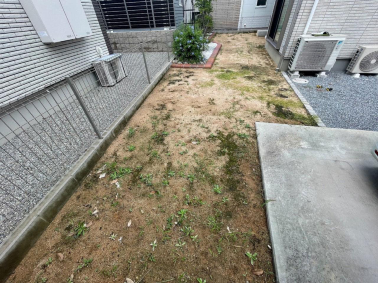 兵庫県加古川市 M様 お庭