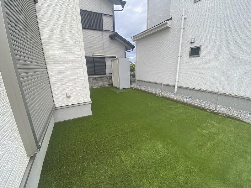 奈良県大和高田市 T様 お庭